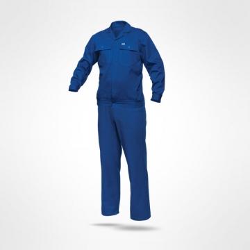 Kalhoty+ blůza Kaper - modrá