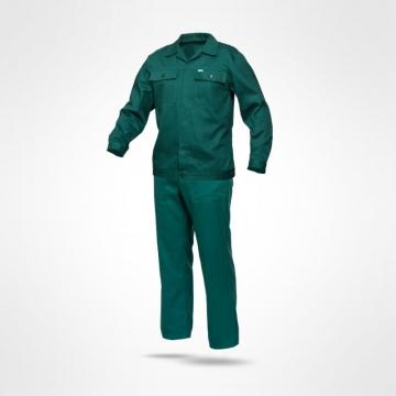 Kalhoty+ blůza Kaper - zelená