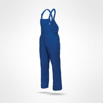 Kalhoty s laclem Kaper modrá
