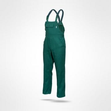Kalhoty s laclem Kaper zelená