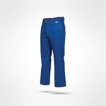 Kalhoty do pasu Korzár modré