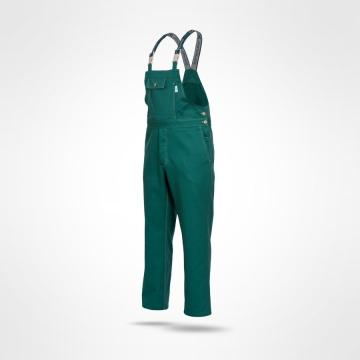 Kalhoty s laclem Korzár zelené