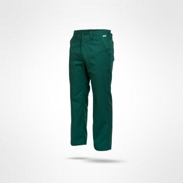 Kalhoty Norman zelená