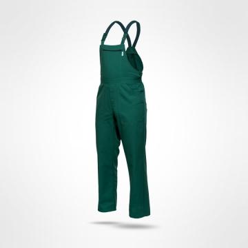 Kalhoty s laclem Norman zelená