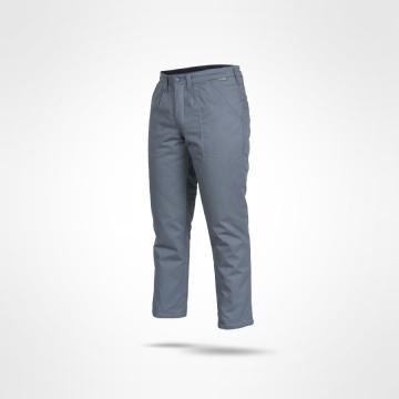 Kalhoty oteplené Norman šedé