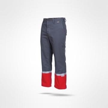 Kalhoty Piorun červená