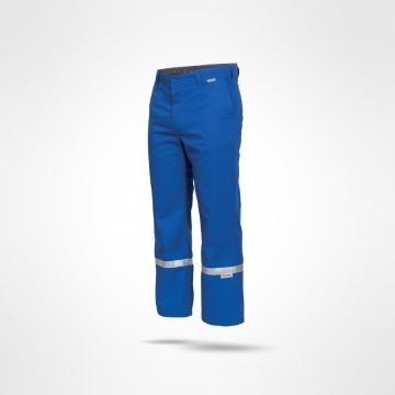 Kalhoty Piorun modré