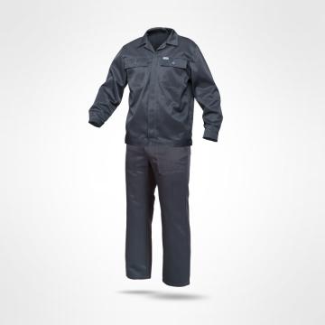 Kalhoty s laclem/blůza šedá