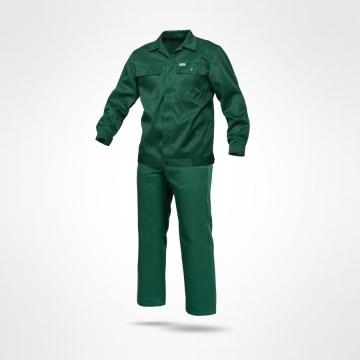 Kalhoty s laclem/blůza zelená