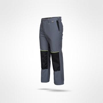 Kalhoty Posejdon šedé