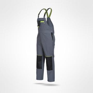 Kalhoty s laclem Posejdon šedá