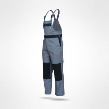 Kalhoty s laclem Skiper šedé