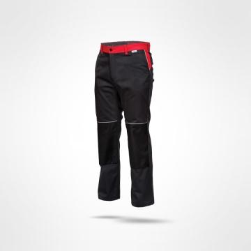 Kalhoty Skiper červené