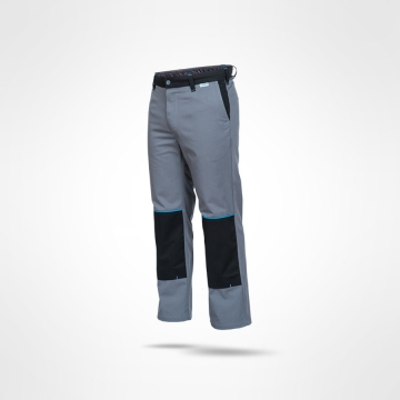Kalhoty Skiper šedé