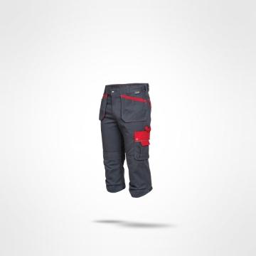 3/4 Kalhoty extra kapsy...