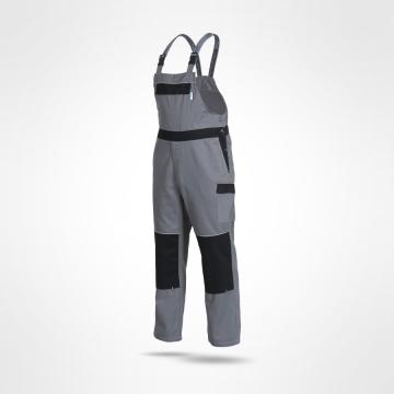 Kalhoty s laclem Shipper šedé