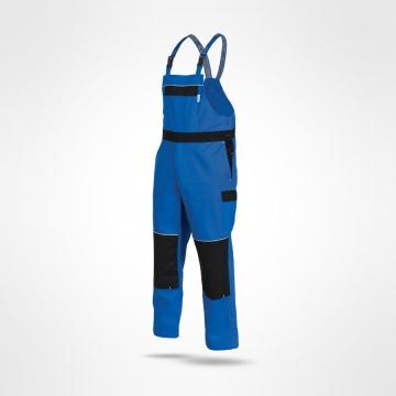 Kalhoty s laclem Shipper Modré