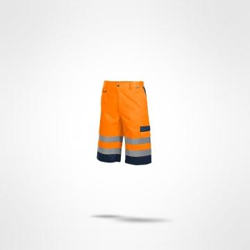 Kraťasy Roadman oranžové