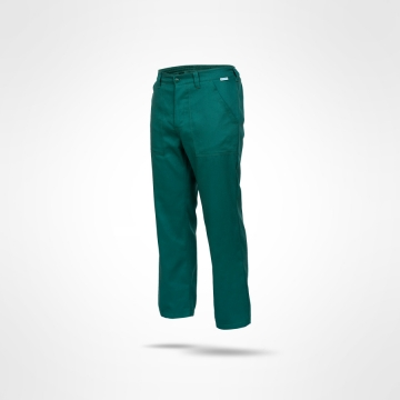 Kalhoty Doker zelené