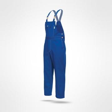 Kalhoty s laclem Farmář Modré