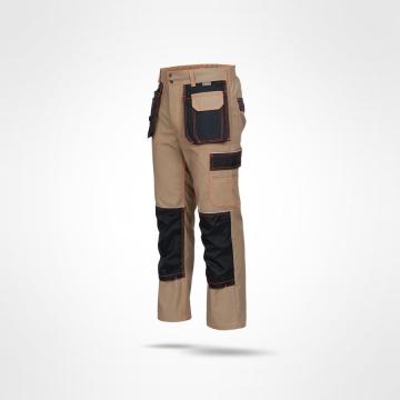 Kalhoty Profesionál béžové